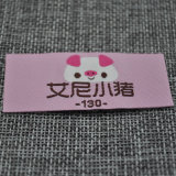 Melt caldo Adhesive Woven Label per Clothing del Kid