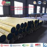 Tubo dell'acciaio inossidabile per acqua potabile con Ce