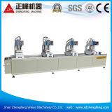 Производственная линия машины для того чтобы произвести двери и Windows PVC
