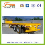 40feet 2axle Flatbed Semi Trailer