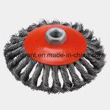 Grandes negócios na escova de limpeza elétrica do pátio dos tanoeiros em ferramentas de Gardon