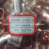 Abkühlung-kupferne Befestigungen mit ASME B16.22 Standard