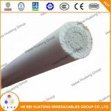 UL 4703 кабель PV1-F PV оптического кабеля Aluminumfiber 4 сердечников солнечный