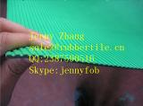 Vuurvaste RubberBevloering, de RubberBevloering van Sporten, de Antibacteriële Mat van de Vloer