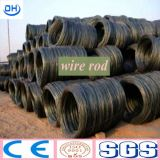 中国タンシャン熱間圧延SAE1008 5.5mmの鋼線棒