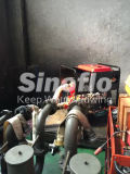 bomba de agua portable del fuego del oscurecimiento del vacío del motor diesel 22HP