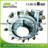 Bomba centrífuga de alta presión del concentrado mineral resistente centrífugo