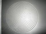 De roestvrij staal Geperforeerde Schijf van de Filter van het Metaal