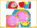 Elektronische Spielwaren-musikalische Schnecke-Baby-Plastikspielwaren