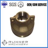 Le cuivre de pièce forgéee d'ODM d'OEM pour la pièce forgéee de usinage en métal partie l'usine
