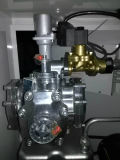 Quarto da economia do distribuidor 1200mm do combustível e mover-se elevados de Esay