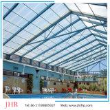 2017 반투명 FRP 기와 투명한 지붕 장 섬유유리 스카이라이트 장
