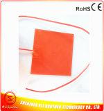 300*300*1.5mm 3D Printer Verwarmde RubberVerwarmer van het Silicone van het Bed 220V 400W