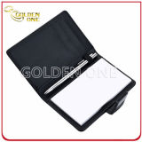 Горячее Sale Pocket Anodized Aluminium Leather Notebook с Ball Pen