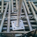 Justierbares Base Plate für Modular Scaffolding Systems