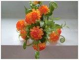 Flor artificial da decoração barata por atacado (BH51005)