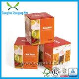 Contenitore di carta di alimento riciclabile prefabbricato con la stampa