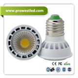 3W LED COB Spotlight con CE/RoHS GU10-GU10/E27