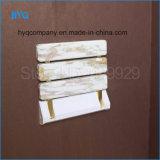 Sede pieghevole della stanza da bagno della ganascia della parete del corridoio della ganascia del migliore di qualità dell'ABS sgabello di pietra d'imitazione dell'acquazzone