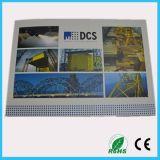 공장 공급 7inch LCD 영상 책 Wedding 비디오 카드