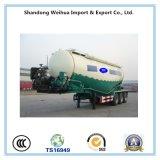 de Tankwagen van de Vliegas van de Steenkool van de tri-As van 50cbm, De Semi Aanhangwagen van de Tanker