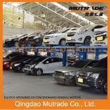 Beste Kwaliteit 2 Apparatuur van het Parkeren van Carport van de Parkeerterreinen van de Verdieping de Hydraulische