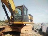 Excavatrice hydraulique initiale de /Caterpillar d'excavatrice de piste du chat utilisée par 2013year 349d (349D) à vendre