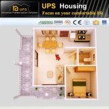 Una casa prefabricada simple confiable del dormitorio