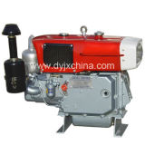 中国エンジン、ディーゼル力、単一シリンダーディーゼル機関及びPirce低いエンジン(S195)
