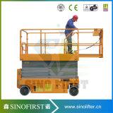 8m Scissor Luftarbeit-Mann-Aufzug-Plattformen