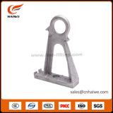 Braçadeira de suspensão com suporte de alumínio para cabo LV ABC