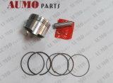Zuiger en Ring die voor de Delen van de Motorfiets Loncin van Loncin LC200ATV wordt geplaatst