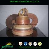 Nastro di legno naturale della fascia di bordo dell'impiallacciatura per mobilia