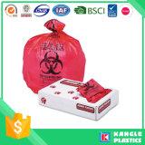 Bunter gedruckter medizinischer überschüssiger Plastikbeutel für Krankenhaus