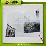 Impression de brochure d'exposition d'illustration d'histoire de Bainian Chine