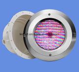 ステンレス鋼引込められたPAR56 LEDのプールライト