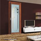 Portello interno di alluminio della stanza da bagno con il prezzo poco costoso