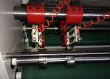 Geläufiger Typ gewölbtes Papier, das einkerbende Maschine aufschlitzt