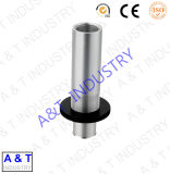 ISO9001 CNC 기계 부속품은, 예비 품목 알루미늄 부속을 기계로 가공한다
