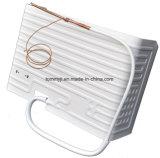 冷却装置および冷蔵庫のための版アルミニウムロール結束の蒸化器