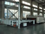 Serie 7 corrugado máquina de impresión (Opcional Slotting)