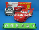 Geschenk spielt RC Auto-Spielzeug, 4 CH-Fernsteuerungsplastikauto (005444)