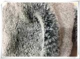 Pelliccia d'imitazione del coniglio di /Artificial della pelliccia di scarico del tricot di alta qualità