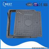 En124 Material de FRP composto de alta qualidade Cobertura de poço