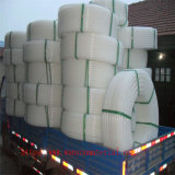 Tubo de succión flexible corrugado de PVC para el transporte de agua polvo del aceite