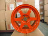 Te37 3sdm Style Car Alloy Wheel