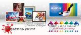 Разрекламируйте ваше дело с изготовленный на заказ крытый, напольно, H-Укрепите и -Рамка подписывает печатание плаката - изготовленный на заказ размер фотоих крытый любое знамя