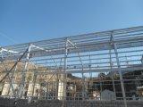 Oficina clara do Prefab do edifício da construção de aço