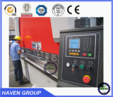 Freno della pressa idraulica di controllo di Wc67k-300X3200 Nc e macchina piegatubi del piatto