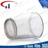 Taza de cerveza de 350 ml de vidrio transparente (CHM8044)